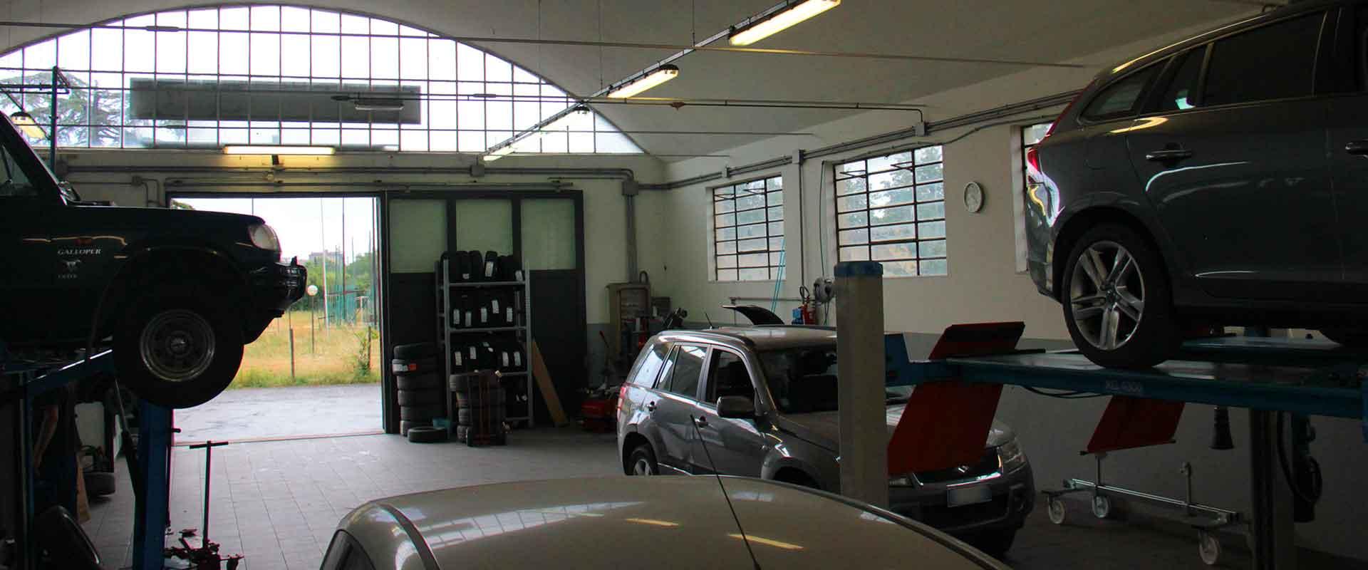 Autofficina Ford Castelfiorentino Empoli Certaldo Gambassi